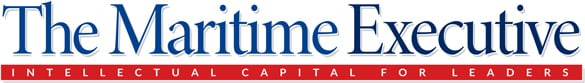 Maritime Executive Logo