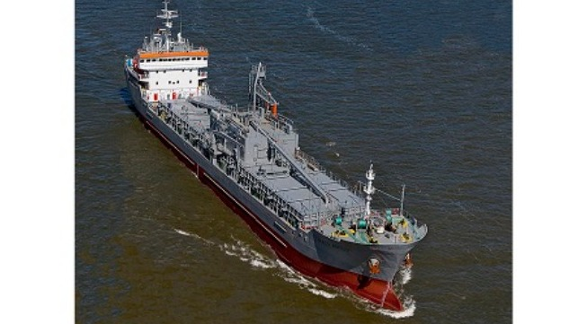 World First for Cement Carrier Tier III Compliance