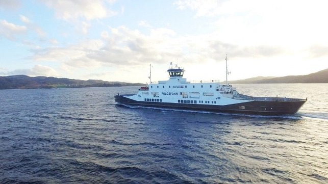 Rolls-Royce and Wartsila in Close Race with Autonomous Ferries