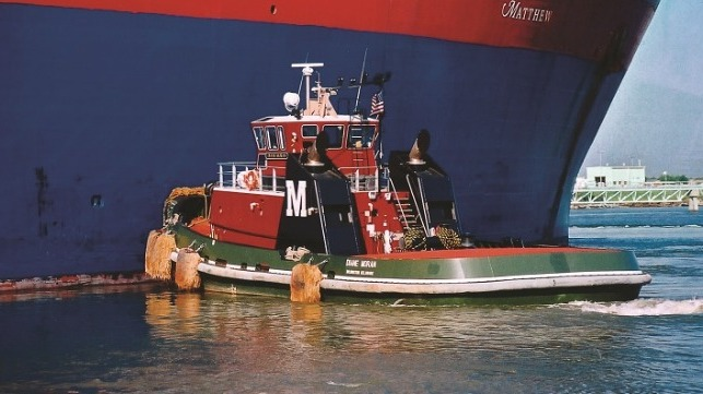 Tug Use In Port – New Third Edition Available