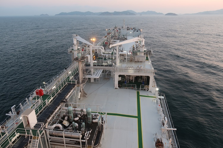 LNG Containment System That Makes Smaller Projects Feasible Passes Gas Trials