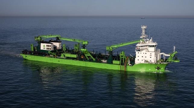 Maritime executive jobs