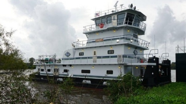 With these new boats and the Kirby acquisition, Benny Cenac is excited about the future of towing in Louisiana.