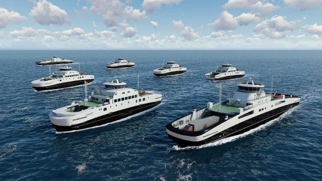 Corvus Selected To Supply Battery Systems For Five Ferries