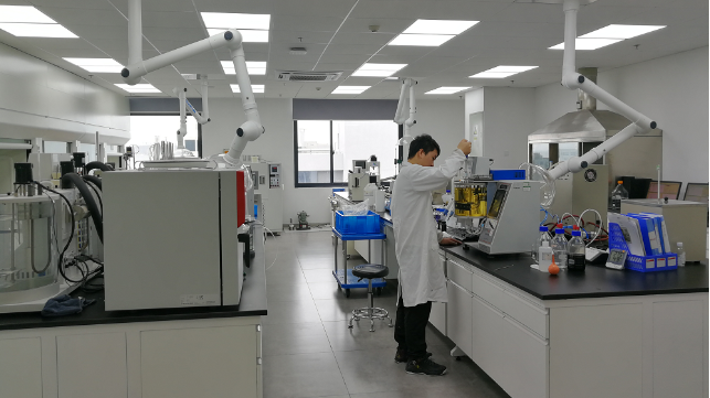 CTI-Maritec has opened a new 2000m2 fuel testing facility in Shanghai's Minhang District