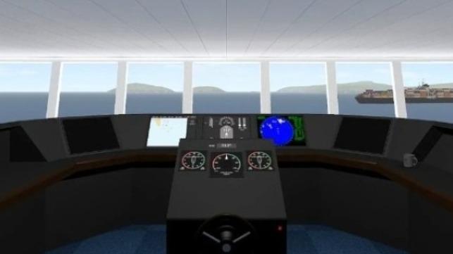 VR Bridge training