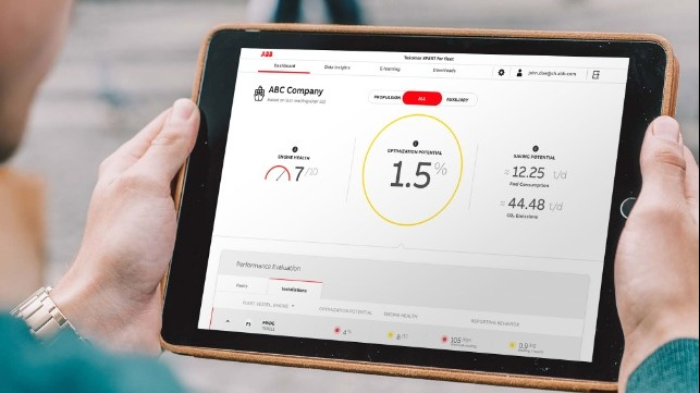 Teekay will now be able to access deeper insights into fleetwide engine health and performance with ABB Ability™ Tekomar XPERT for fleet