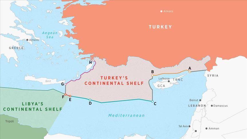 Greece, Cyprus and Israel Sign Trans-Mediterranean Gas ...