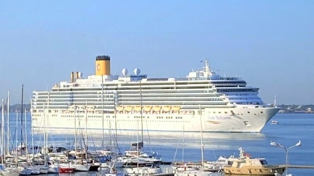 Cruises in Italy to resume while North America delays