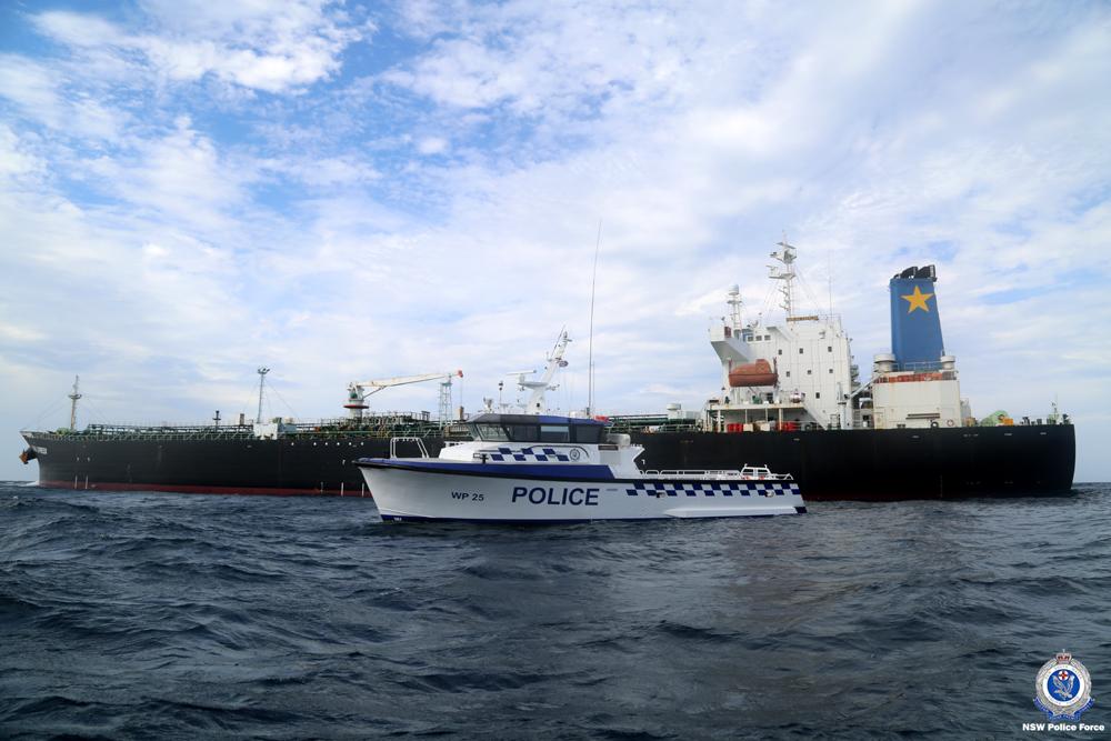 Australia Holds Tanker Offshore Pending Covid 19 Tests
