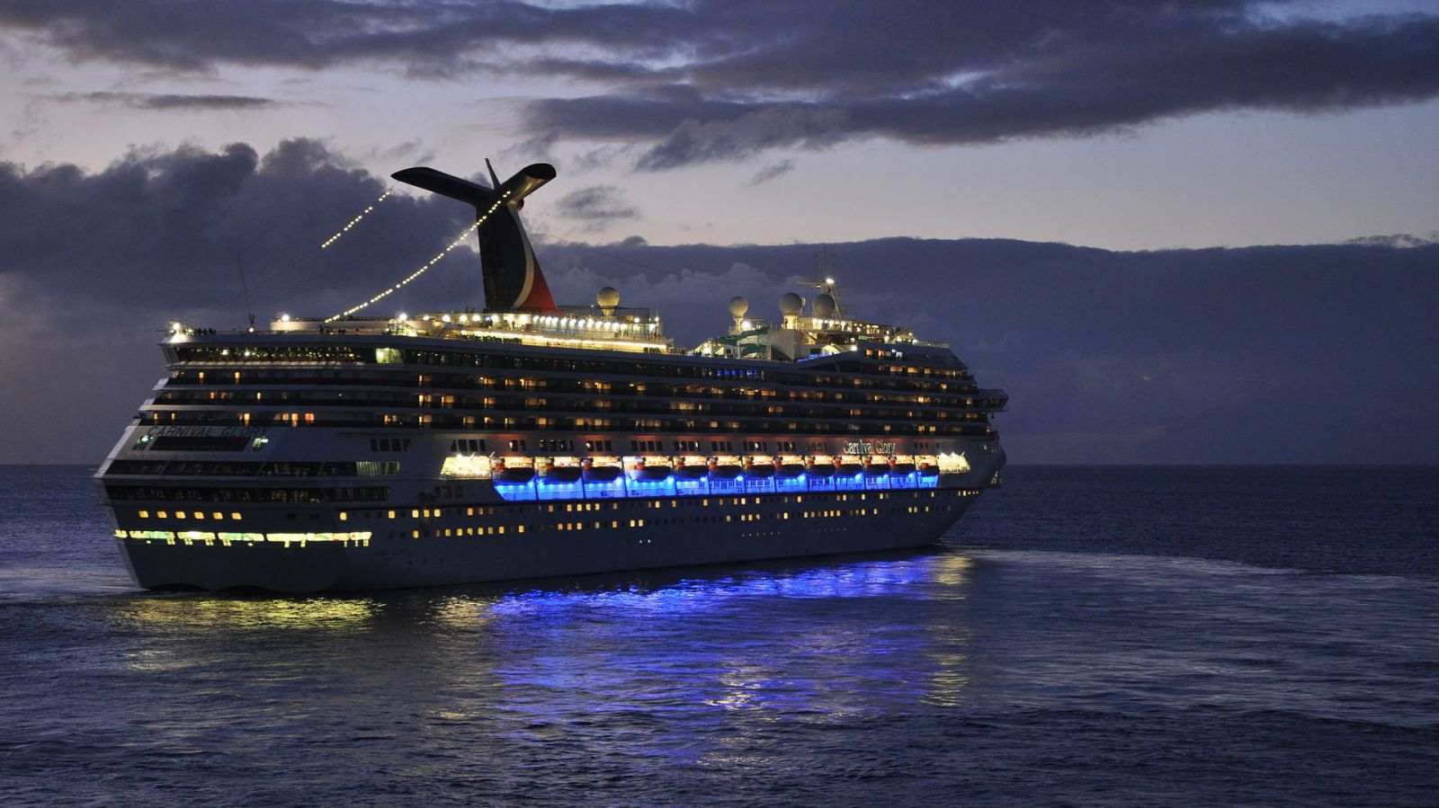 Eight Year Old Girl Dies In Cruise Ship Fall