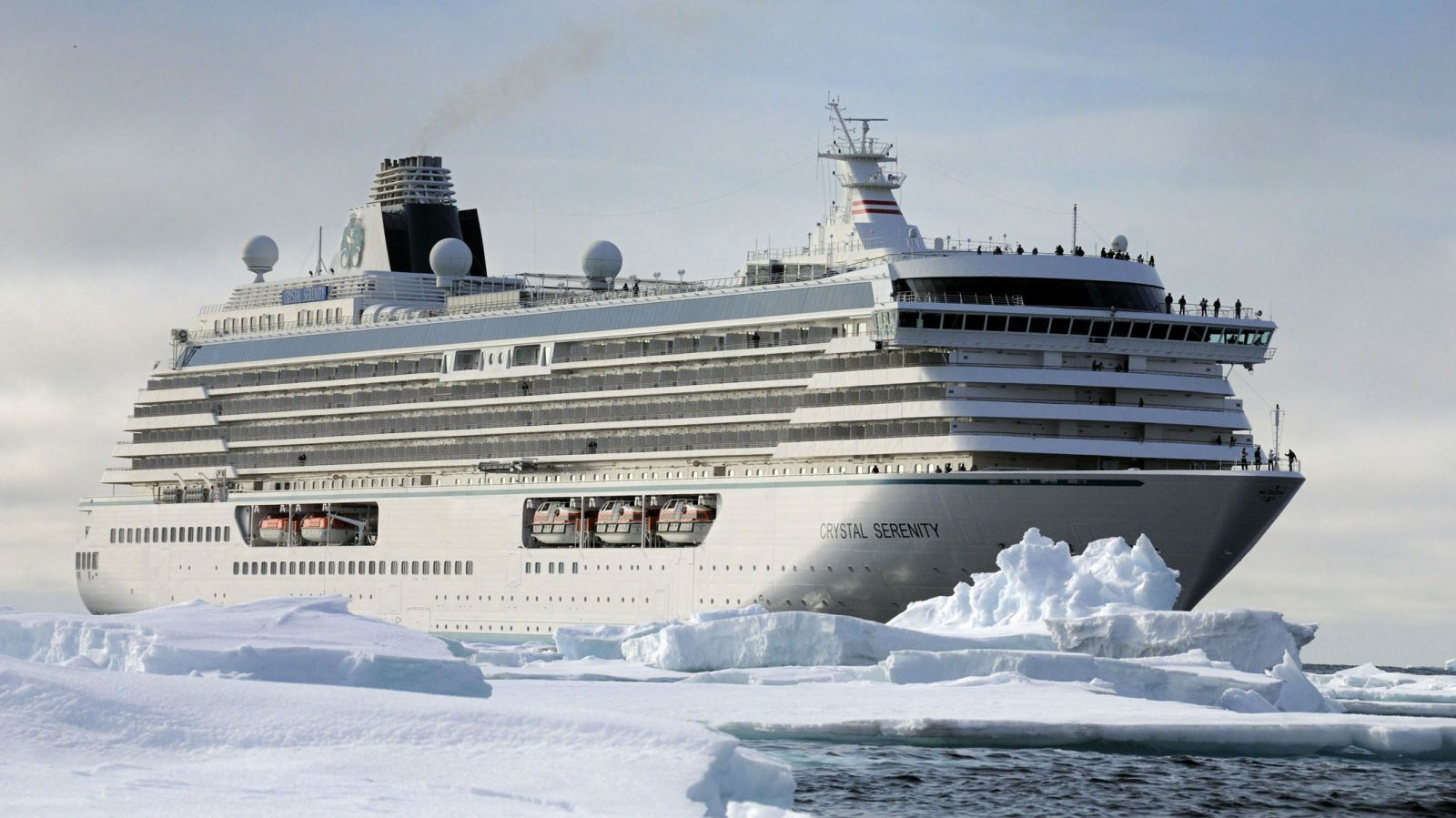 Captain Birger J Vorland Is Ready To Make History - How much does a cruise ship captain make