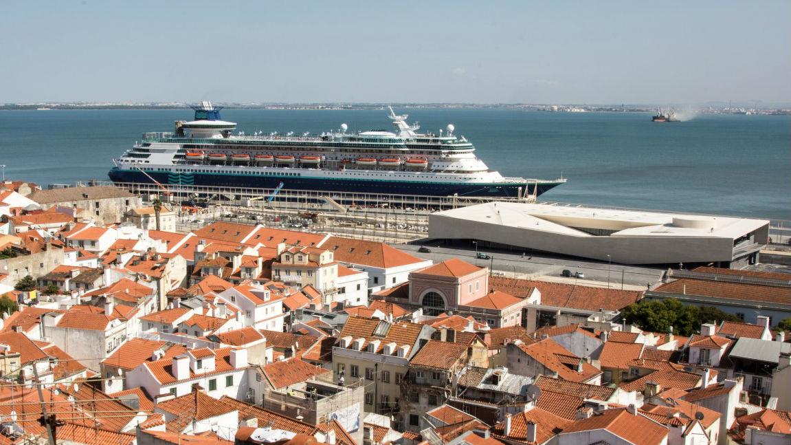New Cruise Terminal For Lisbon Cruise Port - Cruise ship ports east coast