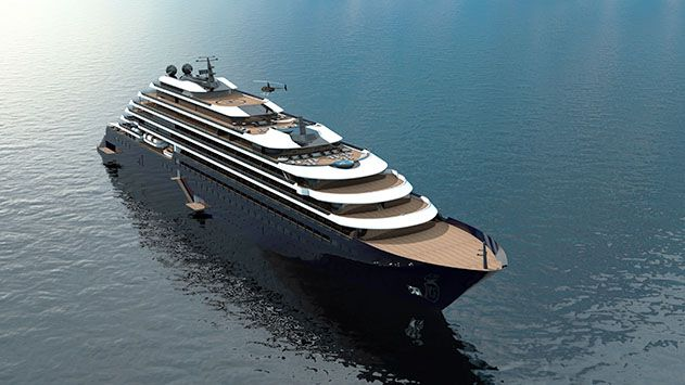 The ritz carlton launches ultra luxury cruise brand for High end cruise lines