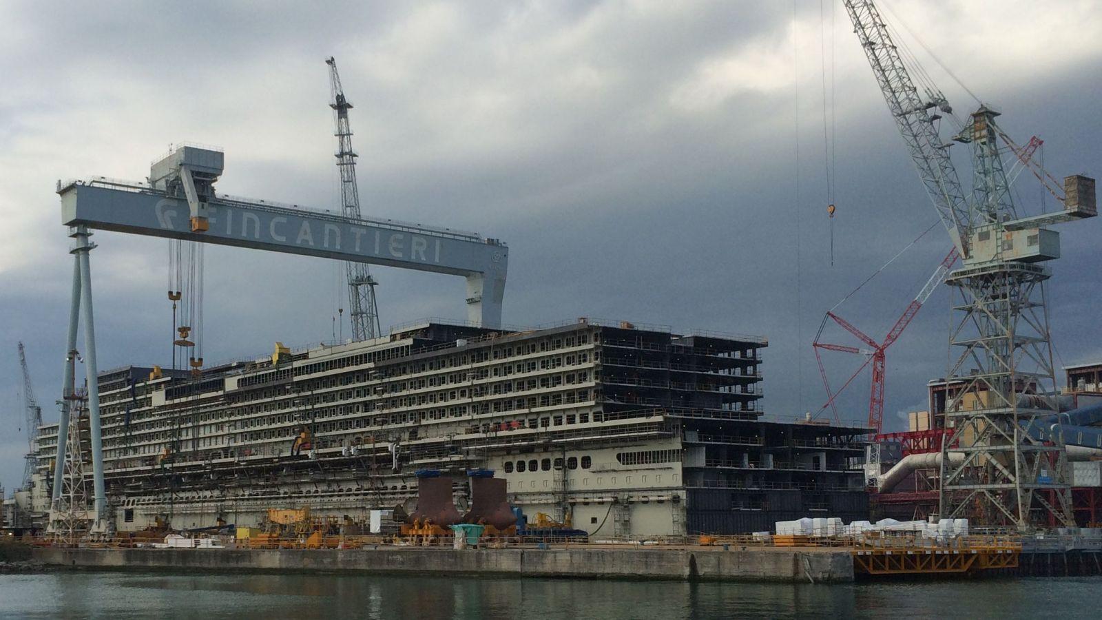 Cruise Ship Construction Fitbudha Com