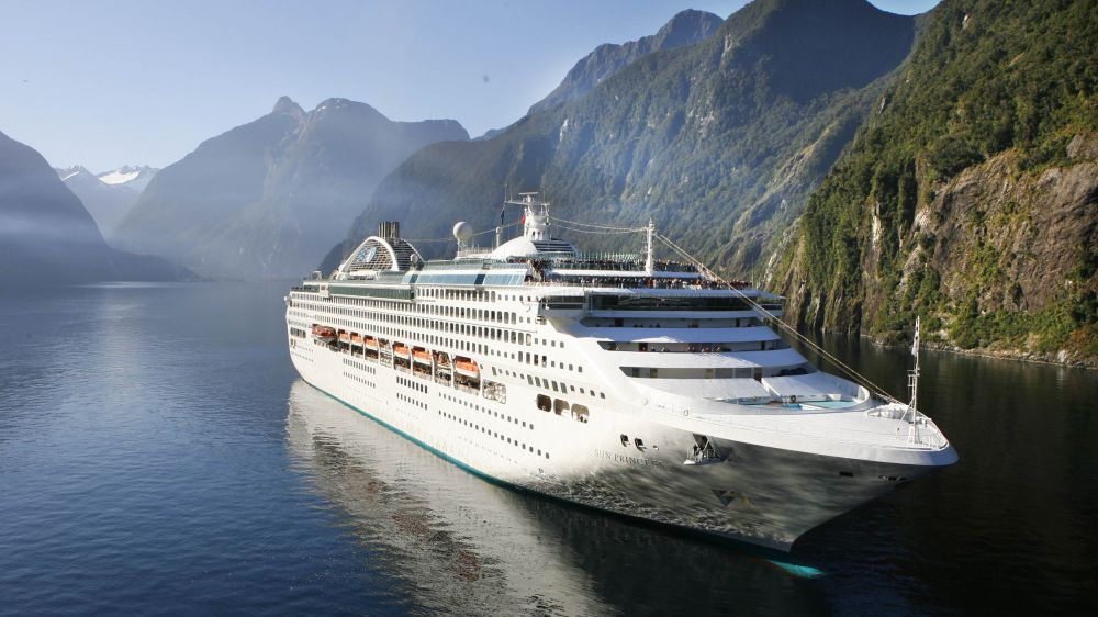 New Zealand More Cruises Than Ever - Cruises to new zealand