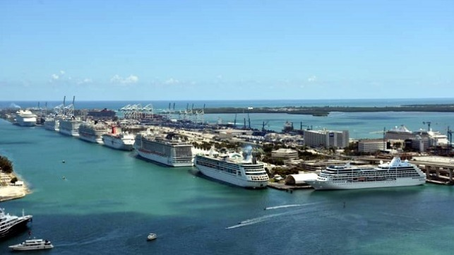 US CDC seeks input to develop protocols for resumption of passengers on cruise ships
