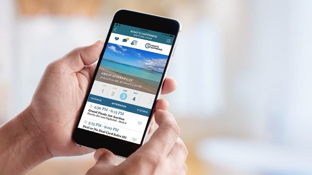next generation technology to personalize the cruise experience