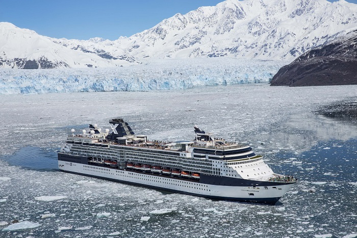 Alaska Cruise Market Rebounds - Alaskan cruise ship