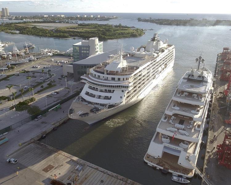 Cruise Industry Flourishing At Floridas Regional Ports - Cruise ship ports east coast