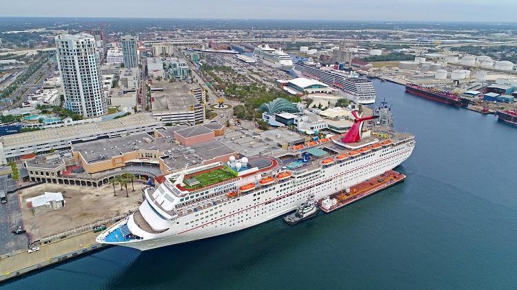Cruise Industry Flourishing At Floridas Regional Ports - Cruises in florida