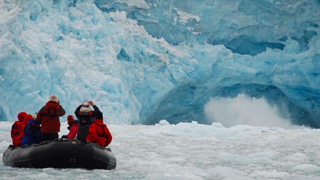 file photo of Svalbard