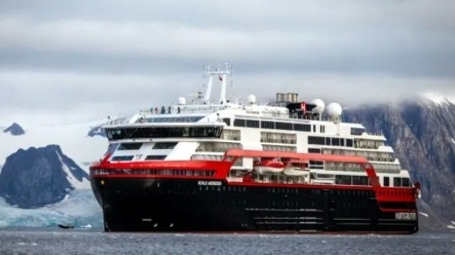 Norwegian Maritime Authority releases audit into Huritgruten