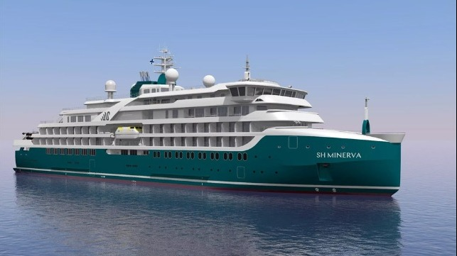 one of the few new cruise ship orders of 2020