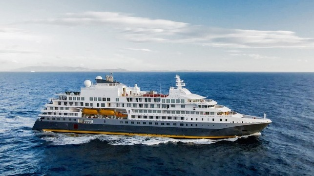 new expedition cruise ship