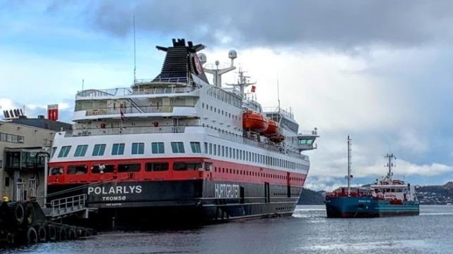 Photo: Hanne Taalesen/Hurtigruten