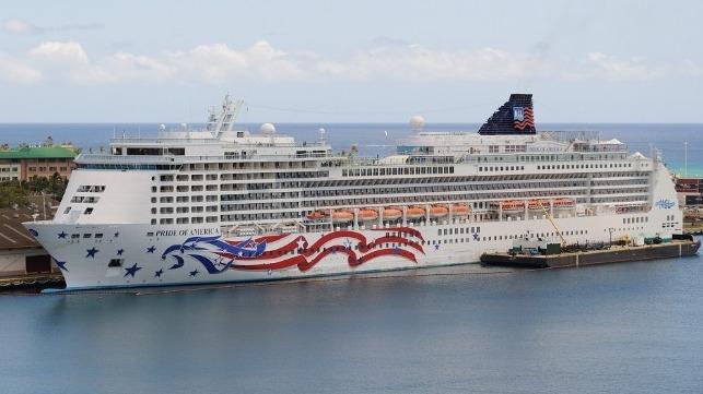 Seven Crewmembers Test Positive Aboard U.S.-Flagged Cruise Ship