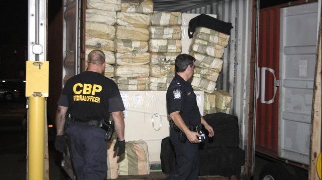 jail sentance for cocaine smuggling