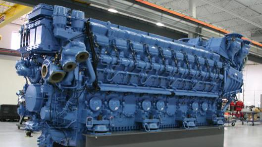 Rolls-Royce Considers Sale of Marine Division