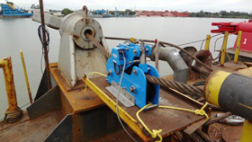 New Mtnw Anchor Winch Monitoring System Offered