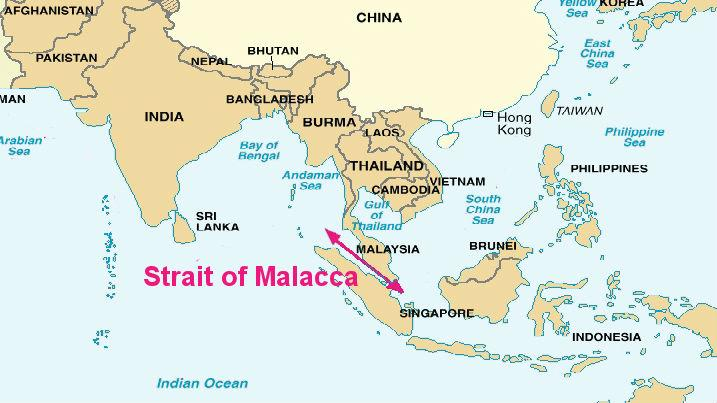 Malaccan Straits
