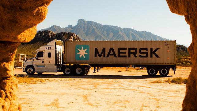 Maersk Seeks to Become More Like FedEx