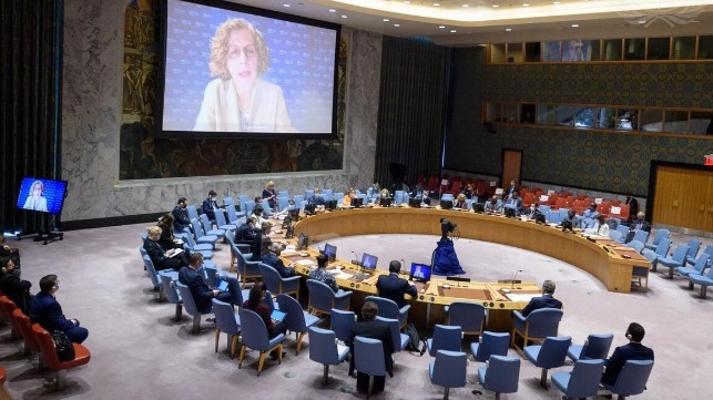 UN briefed on decaying Yemen oil tanker