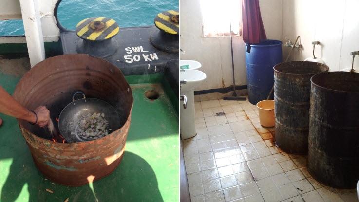 Forty Seafarers Abandoned in UAE