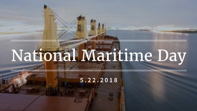 America Celebrates National Maritime Day