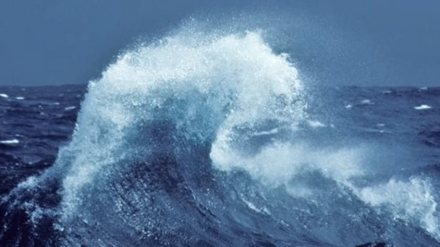 Researchers Recreate Draupner Wave - The Maritime Executive