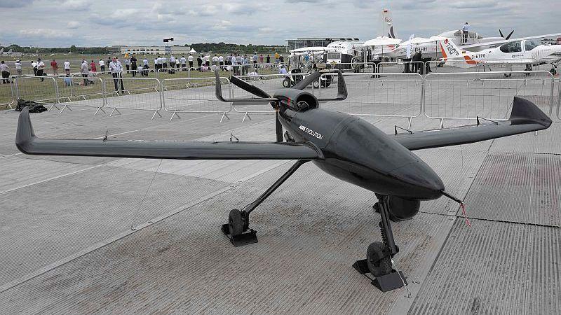 Eu Looks To Drones For Migrant Route Surveillance