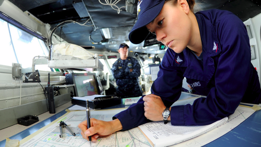 navy issues guide for military to maritime transition
