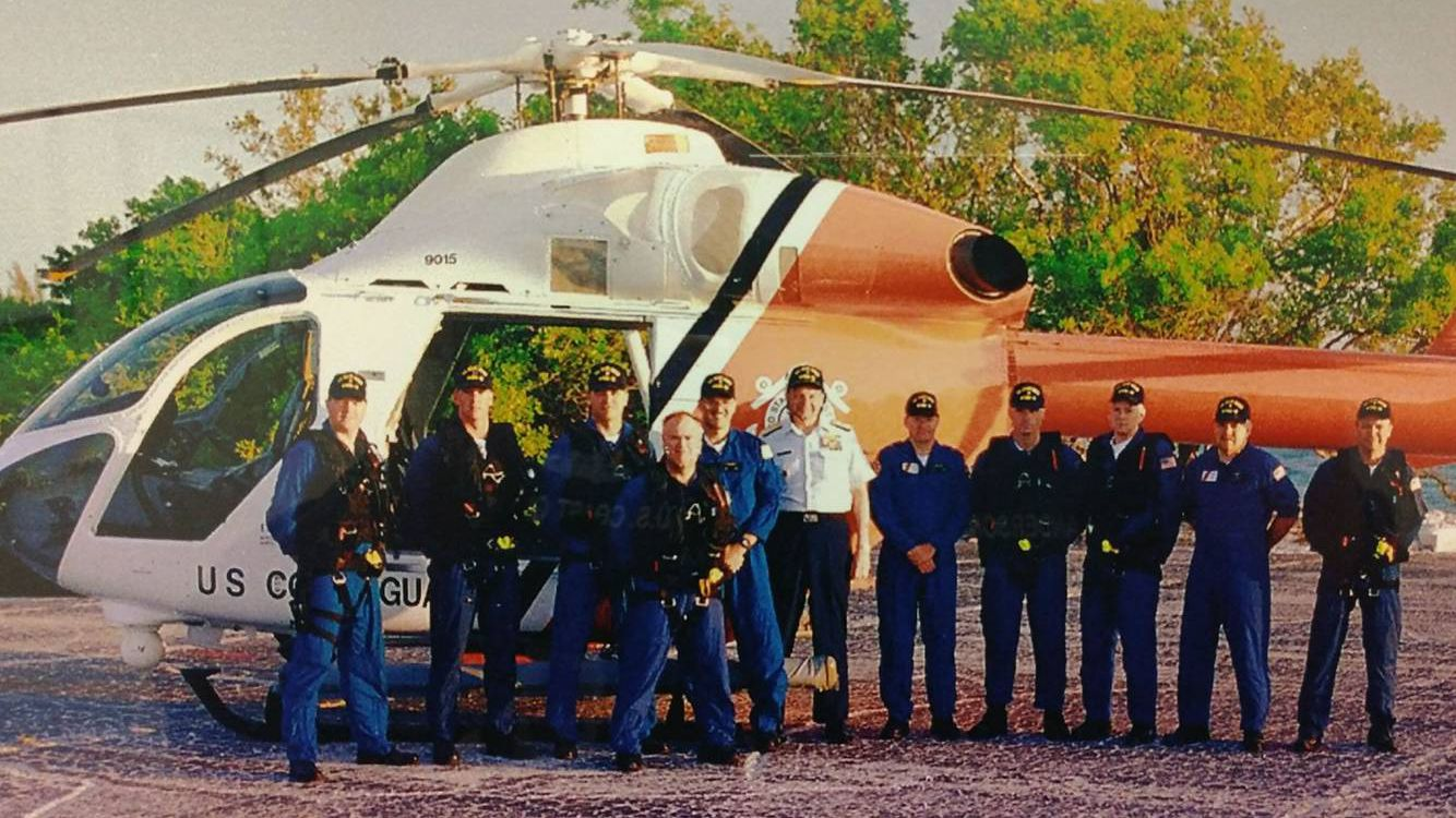 Coast Guard's Sharpshooters Celebrate 20 Years of Service
