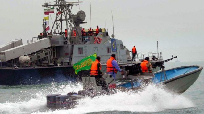 Iranian Naval Capabilities in the Red Sea