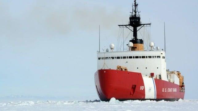 VT Halter Wins Contract for New U.S. Coast Guard Icebreaker