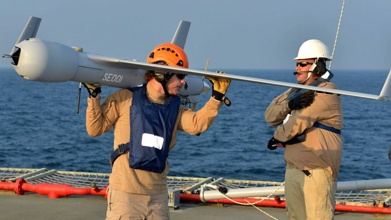 royal navy to lose proven drone system