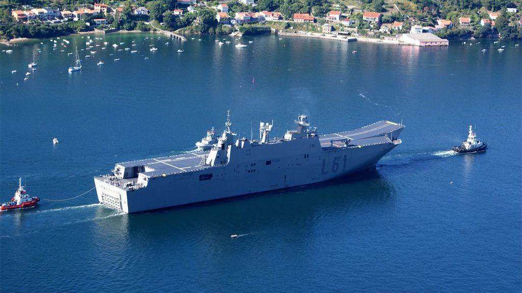 erdogan turkey will build its own aircraft carrier