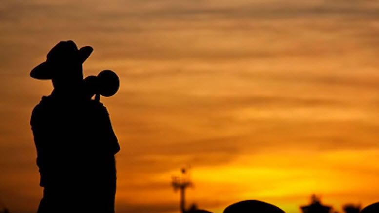 Photos] ANZAC Day: The Last Post
