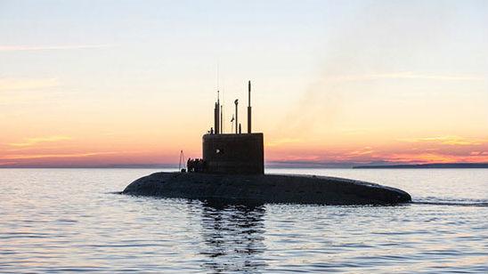 Resultado de imagen de submarin o Kolpino