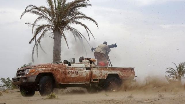 Saudi Coalition Halts Hodeidah Offensive